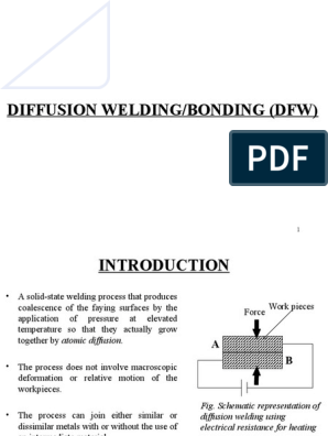 diffusion welding welding metals metal diffusion diffusion welding diagram #10