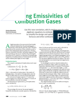 Predicting Emissivities