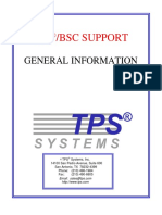 Bsc Support Gi