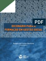 E-book Dicionario de Verbetes_gestão Social