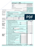 Alice Tax Form