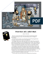 The Acts of the Apostles- Prison Doors and a Jailor's Heart