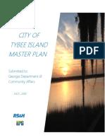 Tybee Island master plan draft