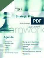 tesco strategic plan