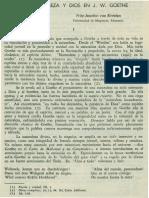 Fritz-Joachin. Von Rintelen - La naturaleza y Dios en J.W. Goethe.pdf