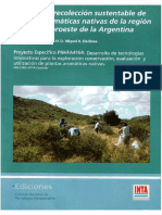 Manual Aromáticas Nativas Argentinas