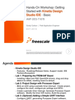 Hands-On Getting Started With Kinetis Design Studio IDE - Basic(AMF-DeS-T1678)