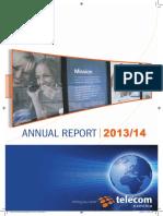 Telecom Namibia Annual Report 2013-2014
