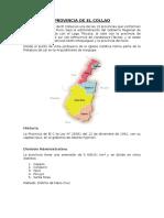 Provincia de El Collao