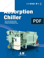 Absorption Chillers 52p