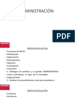 ADMINISTRACIÓN 1.0