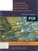 BLOCO 1A 78-111 KUMAR, Krishan.[1995] Da Sociedade Pós-Industrial à Pós Moderna