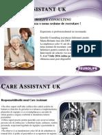 Brosura de Prezentare Care Assistant UK 5, 6 Si 7 Iulie