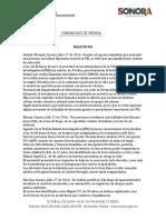 27/07/16 Boletín Policía Estatal Investigadora