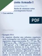 Ejercicios- Columnas Tema 5.5