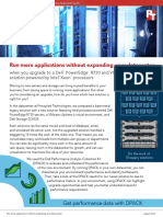 Run more applications without expanding your datacenter