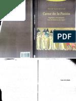 Carne de La Pasión. Flagelantes Y Disciplinantes Contexto Histórico-Psicológico - Patrick Vandermeersch