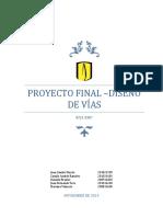 Informe Final Vias