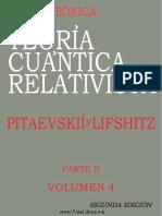 Curso de fisica teorica - Vol 4b - Mecanica Cuantica Relativista.pdf