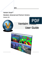 Ventsim 3.8 Manual