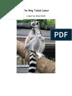 sample animal report  1