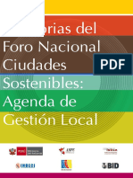 Memorias Del Foro Nacional Ciudades Sostenibles MINAM.compressed