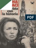 Fallaci, Oriana - Entrevista Con La Historia [30807] (r1.1 KayleighBCN)