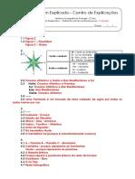 1.1 Teste Diagnóstico - Ambiente Natural e Primeiros Povos (1) - Soluções