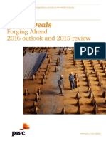 Metals Forging Ahead