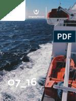 Informe Mensual de Comercio Exterior - Julio 2016