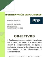 IDENTIFICACION DE POLIMEROS.pptx
