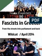 Fascists In Greece.
