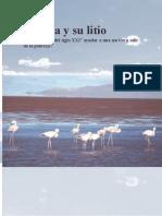 Bolivia y Su Litio Para Prentar