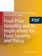 Food Price Volatility and Its Implications for Food Security and Policy - Spinger