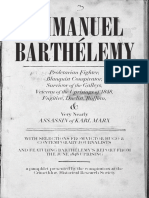 Emmanuel Barthelemy