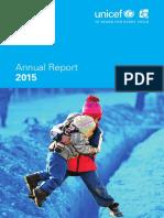 UNICEF Annual Report 2015 En