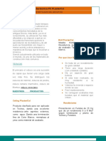 Ficha Tecnica PlasterCol