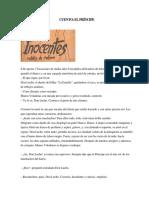 El Príncipe - Oswaldo Reynoso - 15 Edicion