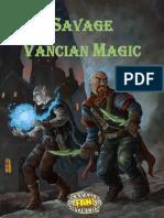 Savage Van Cian Magic