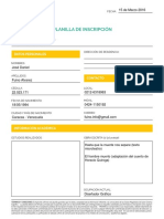 Planila Inscripcion 11022016 Formulario Digital