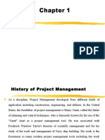 Chapter 1 Project Management