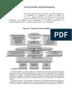 Modelo Integrado de Control de Gestion (MICG)