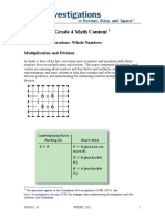 Math Content g4 2ed