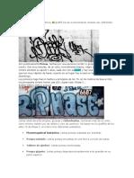 Estilos Graffiti