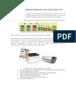 Como Resinar Etiquetas Adesivas Com Resina Epoxi Bi