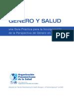 Manual de Genero en Salud