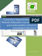 Proyecto Website Educativo