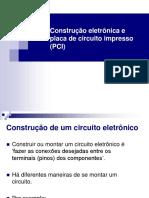Construção de PCI