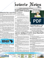 Aug 3 Pages - Gowrie