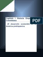 El Desarrollo Sostenible en La América Prehispánica